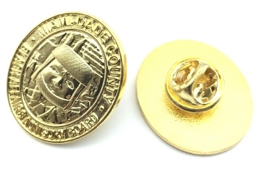 Engravable lapel Pin manufacturer and supplier in China