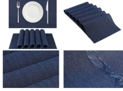 11 - Linen Placemat manufacturer and supplier in China