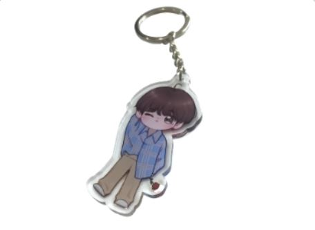 11 - Plastic Keychain manufacturer and supplier in China