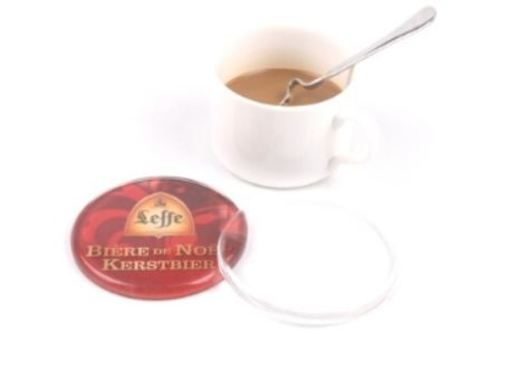12 - Glass Coaster manufacturer and supplier in China