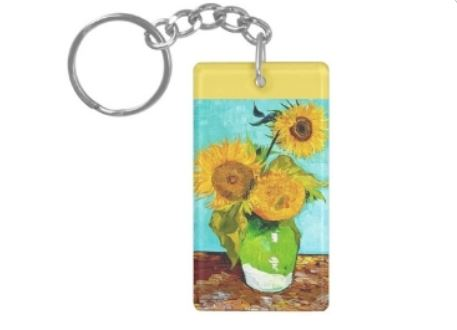 12 - Printing Keychain manufacturer and supplier in China