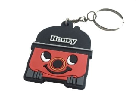 14 - Rubber Keyring manufacturer and supplier in China