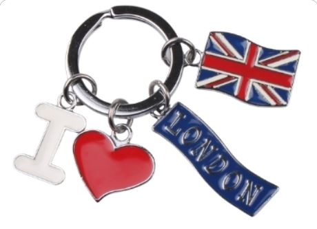 17 - Souvenir Keychain manufacturer and supplier in China