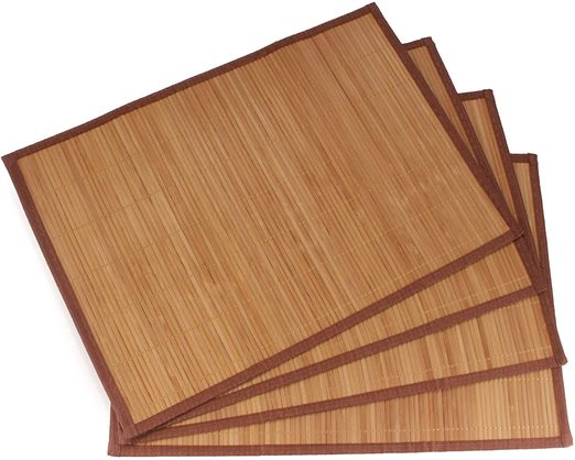 25 - Bamboo Placemats manufacturer and supplier in China