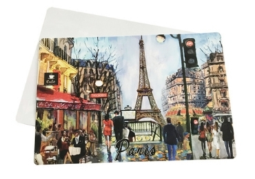 France Souvenir Placemat manufacturer and supplier in China