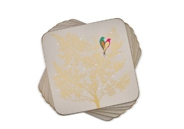 Gilding Luxury Coaster manufacturer and supplier in China