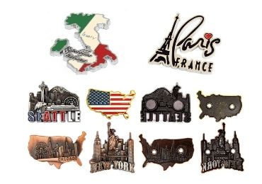 Global Souvenir Magnet manufacturer and supplier in China