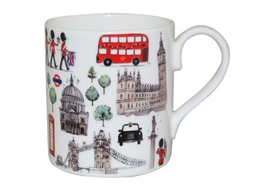 Great Britain Souvenir Mug manufacturer and supplier in China