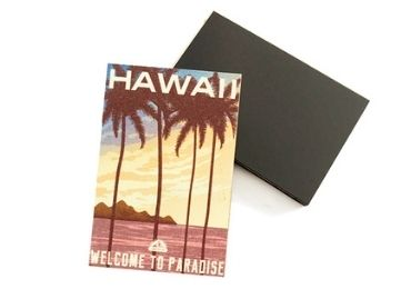 Hawaii Souvenir Magnet manufacturer and supplier in China
