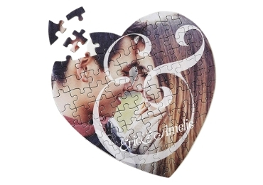 Heart Jigsaw Puzzle manufacturer and supplier in China