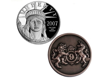 Iron Coin manufacturer and supplier in China