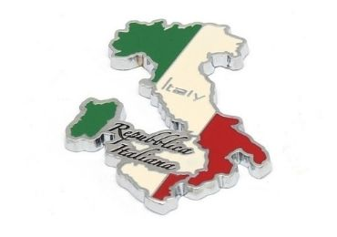 Italy Souvenir Zinc Alloy Magnet manufacturer and supplier in China.