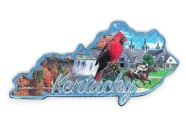 Kentucky Souvenir Magnet manufacturer and supplier in China