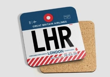London Luxury Coaster manufacturer and supplier in China