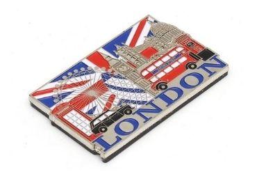 London Souvenir Enamel Magnet manufacturer and supplier in China.