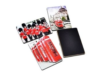 London Souvenir MDF Magnet manufacturer and supplier in China