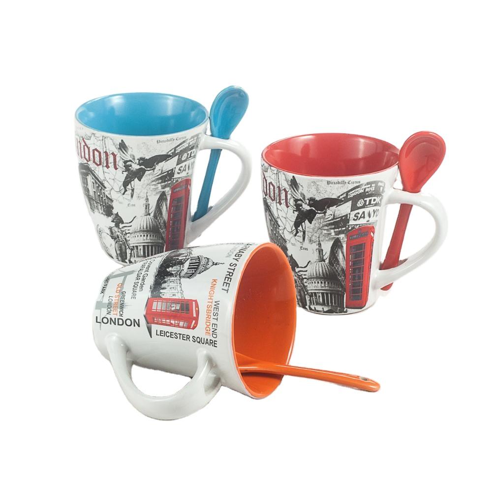 London Souvenir Mug manufacturer and supplier in China