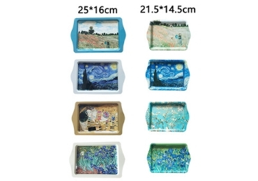 Metal Souvenir Tray manufacturer and supplier in China