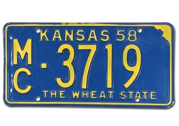 Motorcycle Licence Plate manufacturer and supplier in China