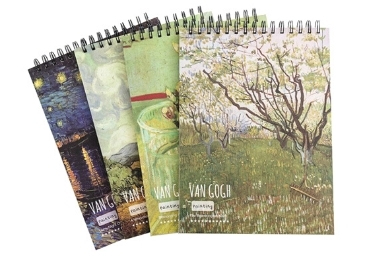 Paper Spiral Notebook maufacturer and supplier in China