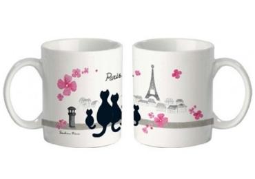Paris Souvenir Mug manufacturer and supplier in China.