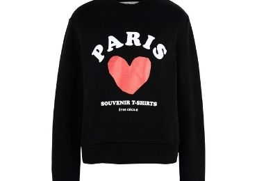 Paris Souvenir Sweatshirt manufacturer and supplier in China