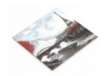 Paris Souvenir Tinplate Magnet manufacturer and supplier in China