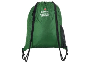 Polyester Drawstring Bag manufacturer and supplier in China