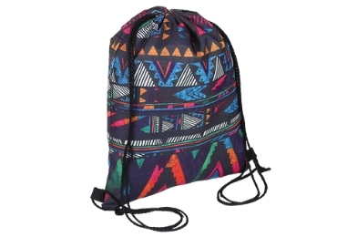 Printed Draw String Bag manufacturer and supplier in China