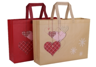 Printed Non-woven Handbag manufacturer and supplier in China