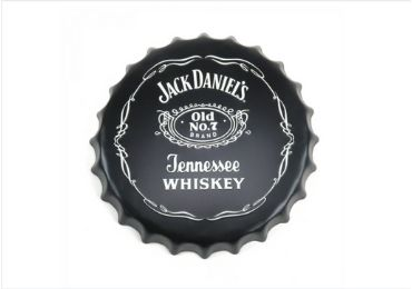 Promotional Bottle Cap Sign manufacturer and supplier in China
