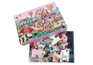 Promotional Jigsaw Puzzle manufacturer and supplier in China