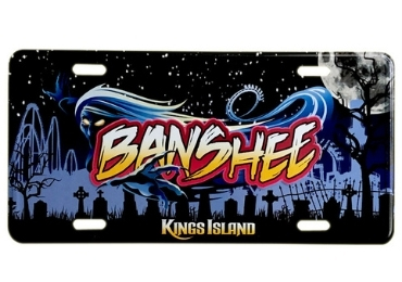 Promotional License Plate manufacturer and supplier in China