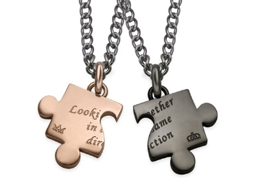 Puzzle Necklace manufacturer and supplier in China