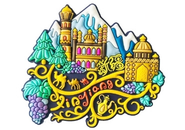 Resin Souvenir Magnet manufacturer and supplier in China
