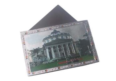 Souvenir Aluminum Foil Magnet manufacturer and supplier in China