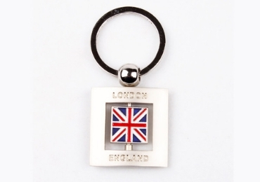 Souvenir Cities Metal Keychain manufacturer and supplier in China