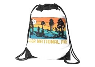 Souvenir Drawstring Bag manufacturer and supplier in China