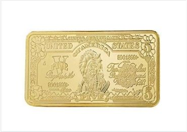 Golden Bar Coin manufacturer and supplier in China
