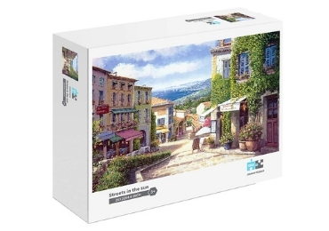 Souvenir Jigsaw Puzzle manufacturer and supplier in China