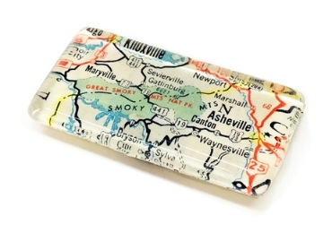 Souvenir Map Acrylic Magnet manufacturer and supplier in China
