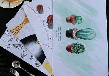 Souvenir PP Table Mat manufacturer and supplier in China