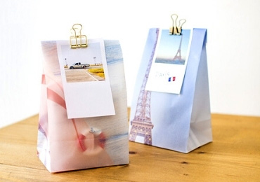 Souvenir Paper Bag manufacturer and supplier in China