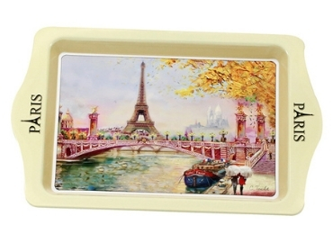 Souvenir Tinplate Tray manufacturer and supplier in China