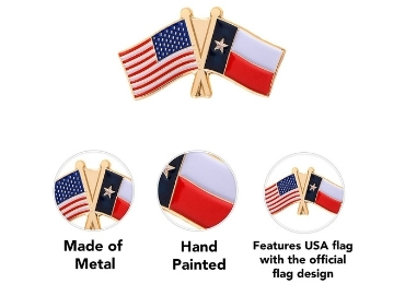 US Enamel Pin manufacturer and supplier in China