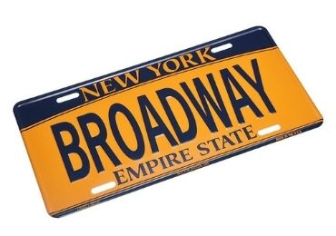 SA Souvenir License Plate manufacturer and supplier in China