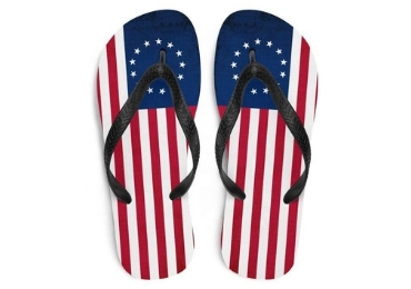 USA Souvenir Slipper manufacturer and supplier in China