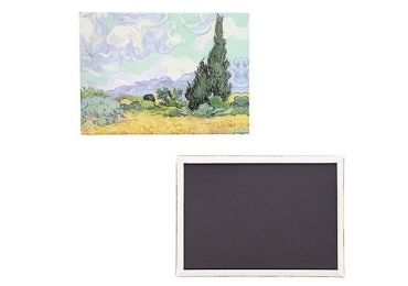Van Gogh Painting Souvenir Magnet manufacturer and supplier in China