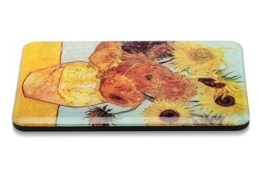Van Gogh Souvenir Epoxy Magnet manufacturer and supplier in China