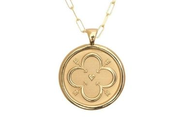 Zinc Alloy Pendant Coin manufacturer and supplier in China